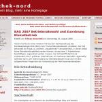 Altes Theme (2008 - 2011)